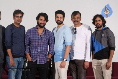 Operation Gold Fish Movie Success Meet - 11 of 17