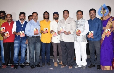 Planning Movie Audio Release - 1 of 3
