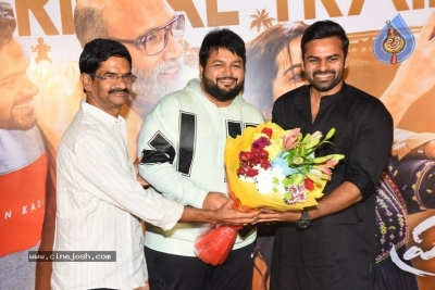 Prati Roju Panduga Movie Trailer Launch - 20 of 40