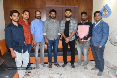 Prema Pipasi Trailer Launch by Director Maruthi - 9 of 21