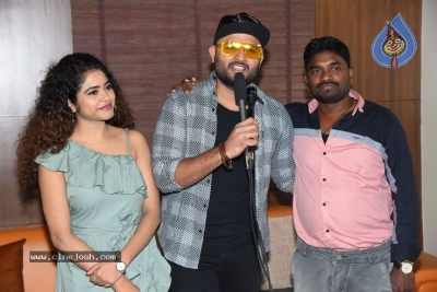Prema Pipasi Trailer Launch by Director Maruthi - 13 of 21