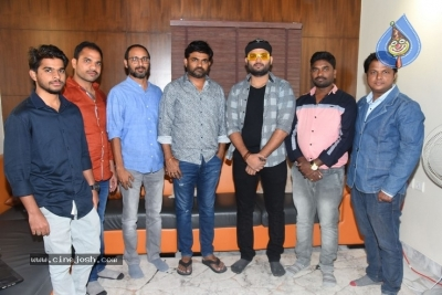 Prema Pipasi Trailer Launch by Director Maruthi - 15 of 21