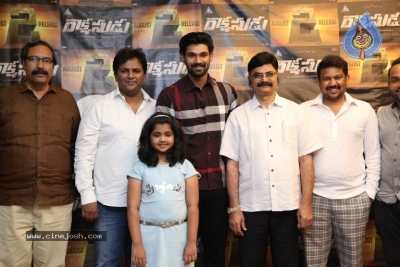 Rakshasudu Movie Trailer Launch - 5 of 21