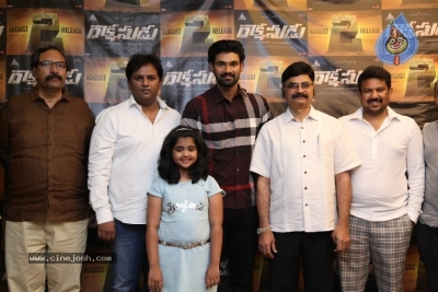 Rakshasudu Movie Trailer Launch - 8 of 21