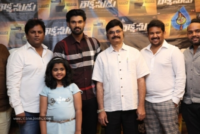 Rakshasudu Movie Trailer Launch - 12 of 21