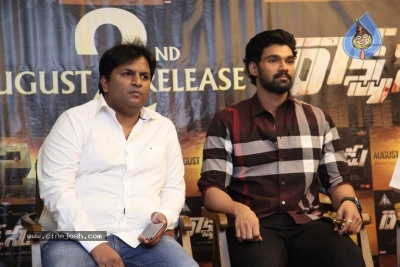 Rakshasudu Movie Trailer Launch - 13 of 21