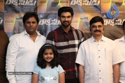 Rakshasudu Movie Trailer Launch - 14 of 21