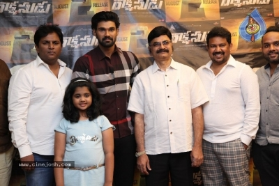 Rakshasudu Movie Trailer Launch - 15 of 21