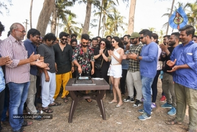 Ram birthday celebration On Set In Goa - 2 of 7