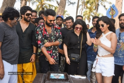 Ram birthday celebration On Set In Goa - 6 of 7