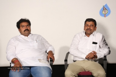 Ram Gopal Varma Press Meet about Lakshmi's Ntr - 1 of 16