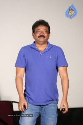 Ram Gopal Varma Press Meet about Lakshmi's Ntr - 2 of 16
