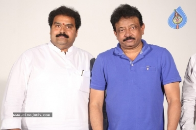 Ram Gopal Varma Press Meet about Lakshmi's Ntr - 3 of 16