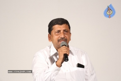 Ram Gopal Varma Press Meet about Lakshmi's Ntr - 4 of 16