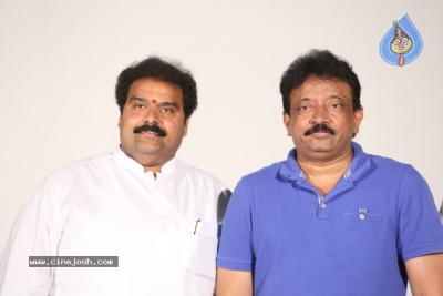Ram Gopal Varma Press Meet about Lakshmi's Ntr - 7 of 16