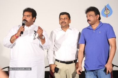 Ram Gopal Varma Press Meet about Lakshmi's Ntr - 9 of 16
