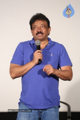 Ram Gopal Varma Press Meet about Lakshmi's Ntr - 13 of 16
