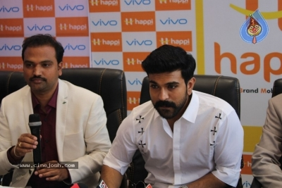 RamCharan Launched Happi Mobile Store - 14 of 53