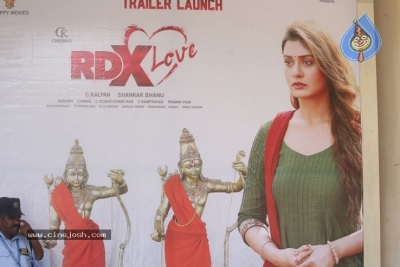 RDX Love Movie Trailer  Launch - 30 of 40