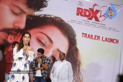 RDX Love Movie Trailer  Launch - 22 of 40