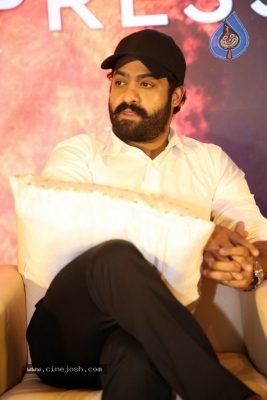 RRR Movie Press Meet 01 - 8 of 21
