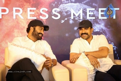 RRR Movie Press Meet 01 - 16 of 21