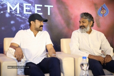 RRR Movie Press Meet 01 - 17 of 21