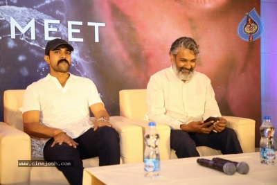 RRR Movie Press Meet 01 - 20 of 21