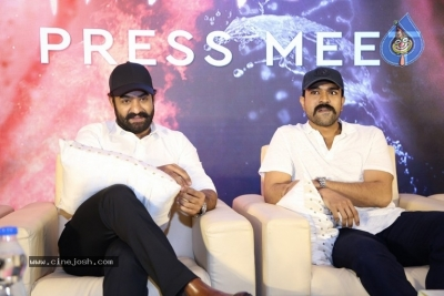 RRR Movie Press Meet 01 - 21 of 21