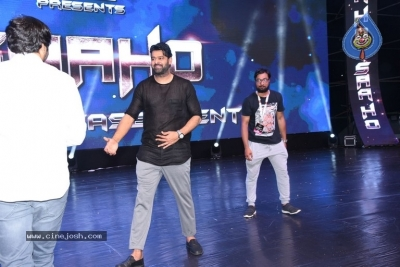 Saaho Grand Pre Release Event  - 22 of 77