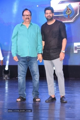 Saaho Grand Pre Release Event  - 23 of 77