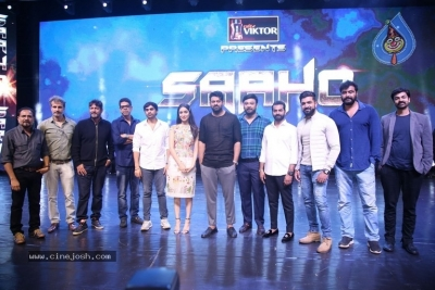 Saaho Grand Pre Release Event  - 24 of 77