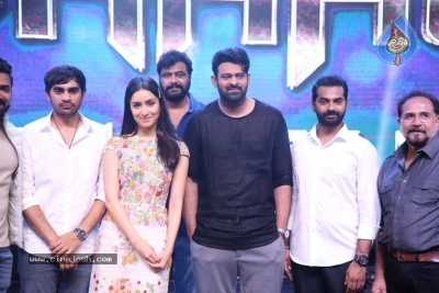 Saaho Grand Pre Release Event  - 25 of 77