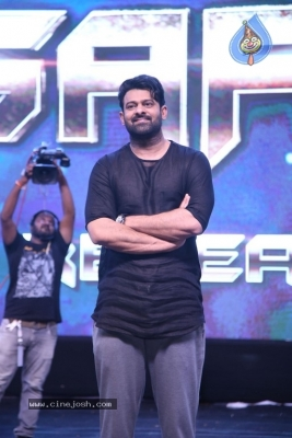 Saaho Grand Pre Release Event  - 27 of 77