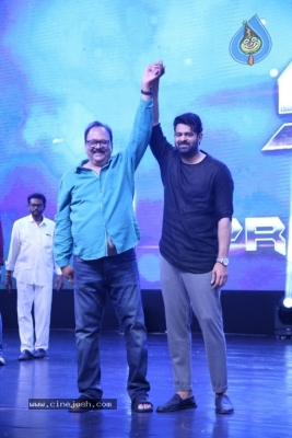 Saaho Grand Pre Release Event  - 29 of 77