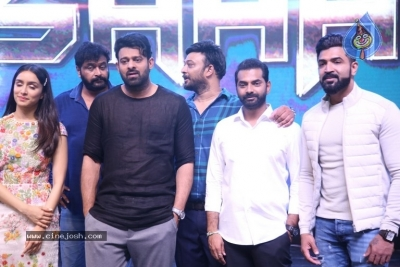 Saaho Grand Pre Release Event  - 35 of 77