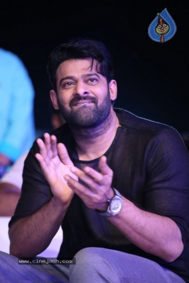 Saaho Grand Pre Release Event  - 36 of 77