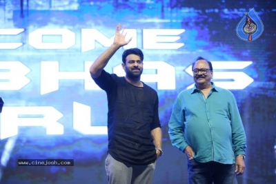 Saaho Grand Pre Release Event  - 38 of 77