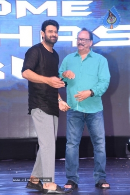 Saaho Grand Pre Release Event  - 39 of 77
