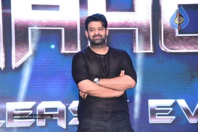 Saaho Grand Pre Release Event  - 41 of 77