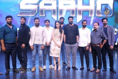 Saaho Grand Pre Release Event  - 43 of 77