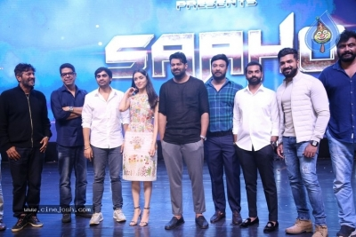 Saaho Grand Pre Release Event  - 44 of 77