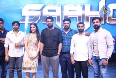 Saaho Grand Pre Release Event  - 47 of 77