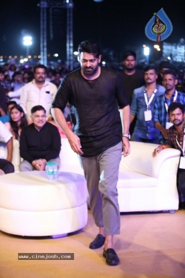 Saaho Grand Pre Release Event  - 51 of 77