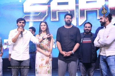 Saaho Grand Pre Release Event  - 54 of 77