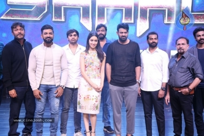 Saaho Grand Pre Release Event  - 55 of 77