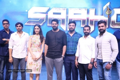 Saaho Grand Pre Release Event  - 59 of 77