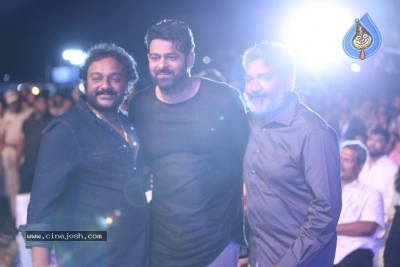 Saaho Grand Pre Release Event  - 67 of 77