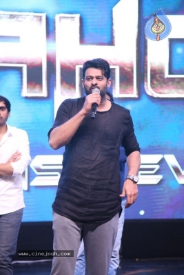 Saaho Grand Pre Release Event  - 68 of 77