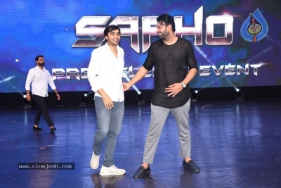 Saaho Grand Pre Release Event  - 72 of 77